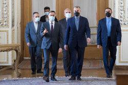 اجتماع وزيري خارجية إيران وفنزويلا/ بالصور