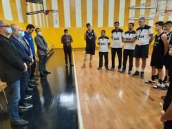 بسکتبال ایران باید به سطح تیم های اروپایی رسد