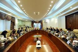 Iran oil minister meets with Venezuela FM in Tehran