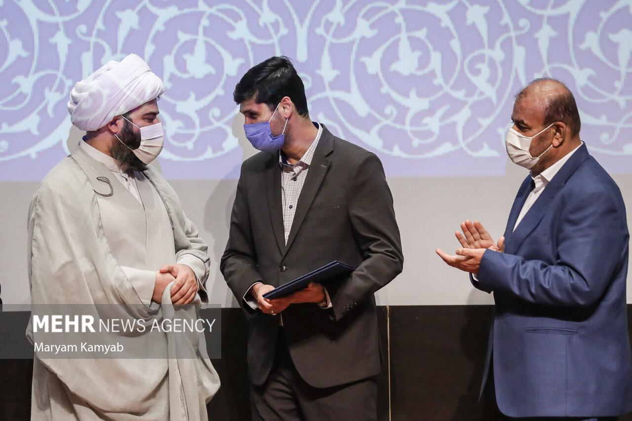مراسم تودیع و معارفه مدیر عامل راه آهن