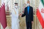 عبداللهيان يناقش مع نظيره القطري آخر تطورات المنطقة وتعزيز التعاون الثنائي