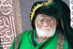 زمزمه ای آیینی از استاد فقید «علی اسمی» پیر غلام تعزیه کشور