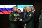 Iran, Russia stress need to strengthen military cooperation