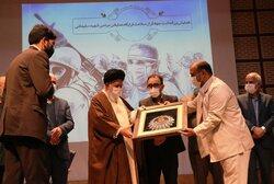 همایش بزرگداشت جهادگران سلامت قرارگاه شهید سلیمانی