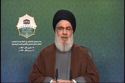 حسن نصرالله: الأمة تجاوزت مرحلة التهديد بحروب طائفية بالوعي والبصيرة