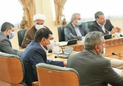 جلسه هماهنگی اجرای طرحهای اولویتدار استان اردبیل برگزار شد