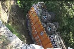 کشته شدن ۵۰ نفر در پی واژگونی کامیون در جمهوری کنگو