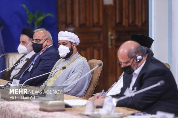بدء المؤتمر الدولي الـ 35 للوحدة الاسلامية بطهران/ بالصور