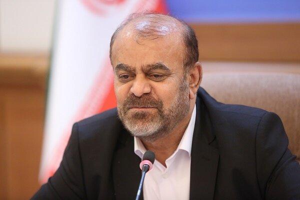 واکنش جالب وزیر راه به سرم زدن عزت الله ضرغامی