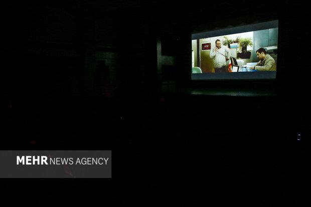 آئین رونمایی از فیلم دیپورت
