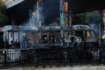 At least 14 killed in Damascus bus blast (+VIDEO)