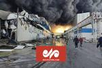 جزئیات حادثه آتش سوزی در یک واحد تولیدی در زرندیه