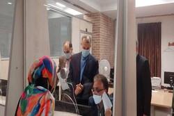 «امیرعبداللهیان» از اداره تایید اسناد و میزخدمت کنسولی بازدید کرد