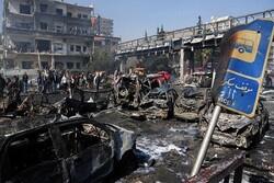 حزب الله يدين التفجير الآثم الذي استهدف العاصمة السورية دمشق