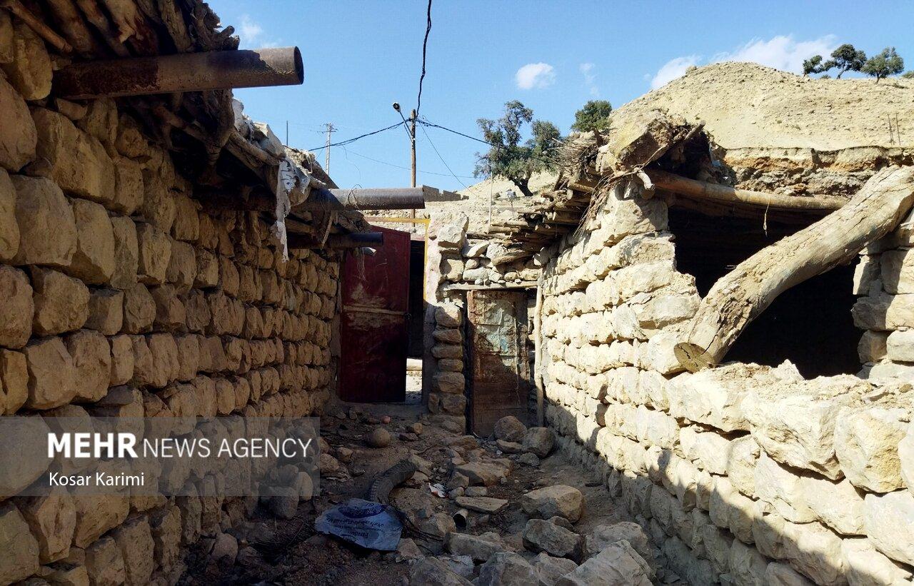 بازدید رئیس سازمان مدیریت بحران کشور از مناطق زلزله زده «کوهرنگ»