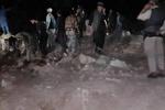 انفجار بمب در پاکستان جان ۴ نیروی امنیتی را گرفت