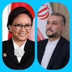 وزير الخارجية الايراني يؤكد على ضرورة تشكيل حكومة شاملة في افغانستان
