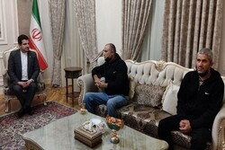 Detained Iranian drivers in Azerbaijan 'released'
