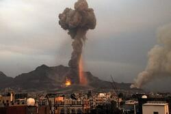 Saudi fighter jets target drug depot in Yemen Sana'a