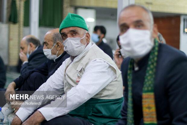 جشن وحدت در مسجد نبی (ص) بیرجند