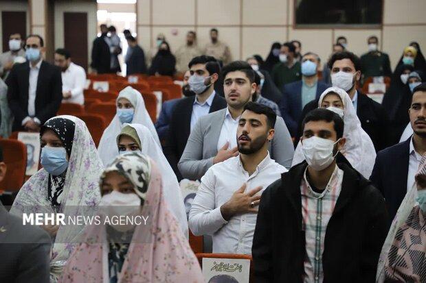 جشن ازدواج ۱۱۰ زوج جوان در مازندران