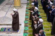 Tahran'da 20 ay sonra ilk cuma namazı kılındı