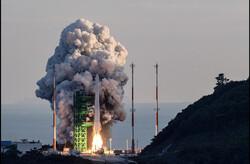 پرتاب موشک کره جنوبی با شکست مواجه شد