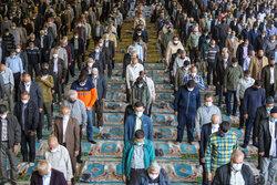 Tahran'da 20 ay sonra ilk cuma namazı kılınacak