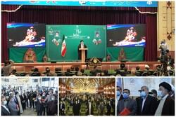 اردبیل میزبان هشتمین سفر دولت/ دیدار رئیس جمهور با نخبگان/تزریق ۲۰۰۰ میلیارد به حوزه حمل و نقل