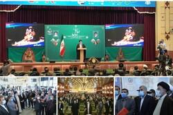 اردبیل مقصد هشتمین سفر دولت/ رئیسی: گشایشهای امیدبخش در راه/توزیع عادلانه بودجه ۱۴۰۱