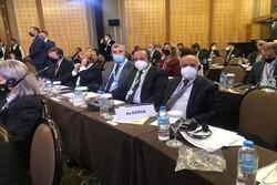 پافشاری هیئت الجزایری باعث تغییر جایگاه نمایندگان رژیم اشغالگر شد