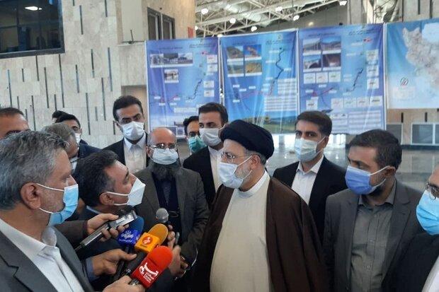 افتتاح راهآهن اردبیل قفل اقتصاد این استان را باز میکند
