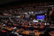 عقد مراسم اختتام مؤتمر الوحدة الإسلامية الـ35 بطهران/ بالصور