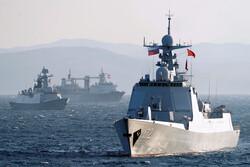 روسيا والصين تجريان دوريات عسكرية بحرية مشتركة في المحيط الهادئ