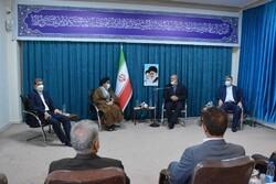 سیاست دولت حمایت از استانهای مرزی است