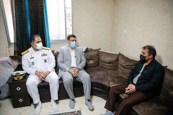 دیدار رئیس بنیاد شهید با خانوادههای شهدا و جانبازان اهل تسنن