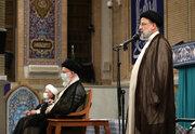 رہبر معظم انقلاب اسلامی سے عالمی اسلامی وحدت کانفرنس کے مہمانوں کی ملاقات