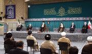 رہبر معظم انقلاب اسلامی کا عالمی اسلامی وحدت کانفرنس کے مہمانوں سے خطاب