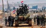 الجيش السوري يمنع رتلاً للاحتلال الأمريكي من دخول قرية بريف الحسكة