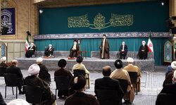 قائد الثورة يستقبل كبار المسؤولين وضيوف مؤتمر الوحدة الإسلامية/ بالصور