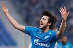 """المحترف الإيراني """"آزمون"""" يقود فريقه """"زينيت"""" بفوز كاسح ضمن الدوري الروسي"""