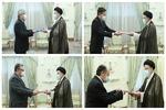 Raeisi receives new ambassadors' credentials (+Details)