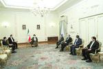 الرئيس الإيراني يتسلم أوراق اعتماد 6 دول اجنبية + مرفق بالصور