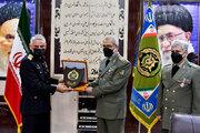 پاکستان آرمی ٹریننگ کے ڈائریکٹر جنرل کا ایران کی امام علی (ع) فوجی یونیورسٹی کا دورہ