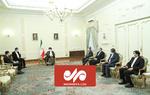 رئيسي يستلم أوراق اعتماد 6 دول اجنبية / بالفيديو
