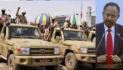 سوڈان میں فوجی بغاوت/ وزیراعظم گھر میں نظر بند