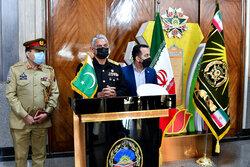 همکاریهای آموزشی ارتشهای ایران و پاکستان افزایش مییابد