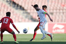 Iran trounce Nepal at 2022 AFC U23 Asian Cup qualification