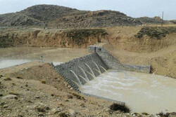 سد خاکی شهید سلیمانی در منطقه مرزی «لانو» به بهرهبرداری رسید