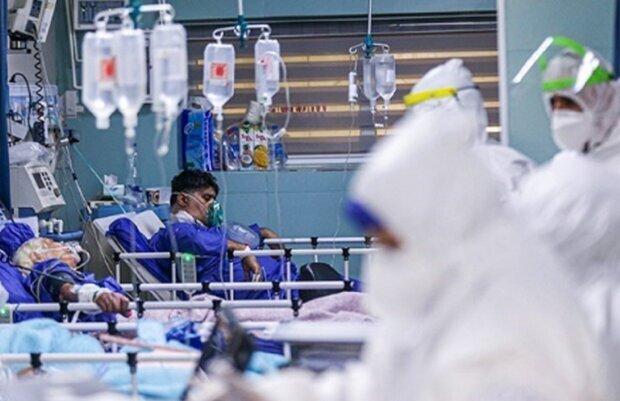 ۸۳۹ بیمار کرونایی در مراکز درمانی کردستان بستری هستند